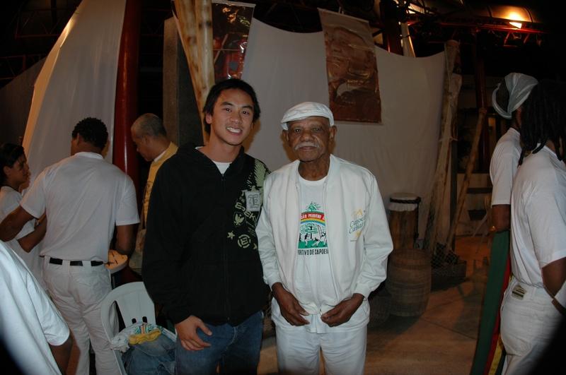 Mestre Joao Pequeno-Salvador 2005