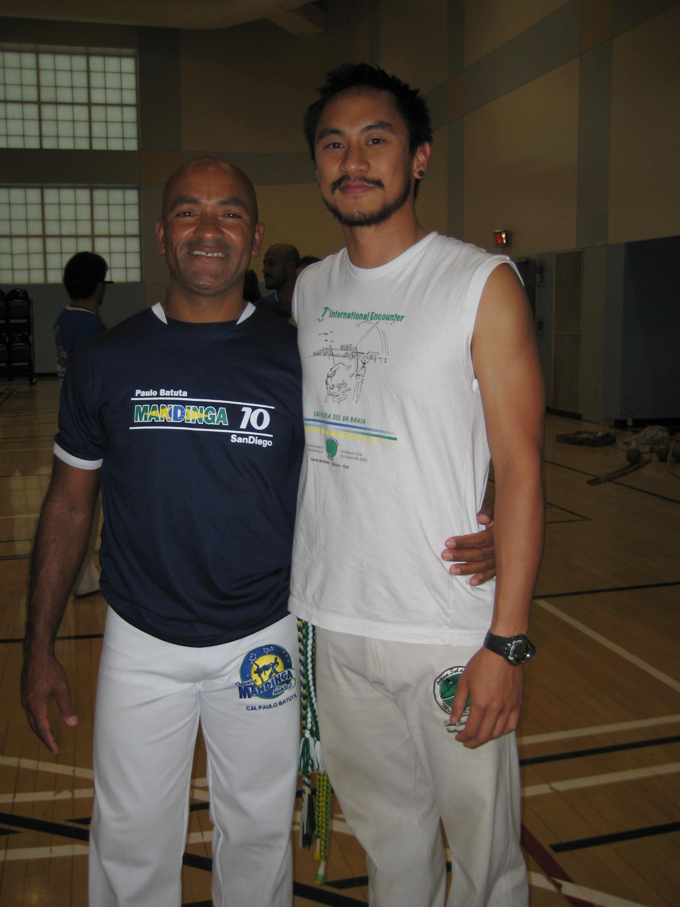 Mestre Paulo Batuta-San Diego